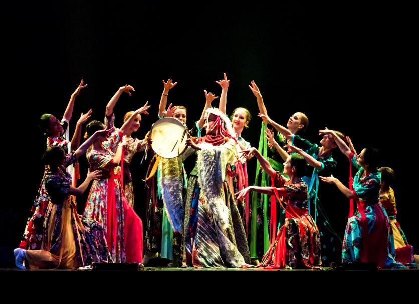 KADESH Dance Show